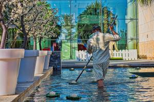 schoonmaken almere