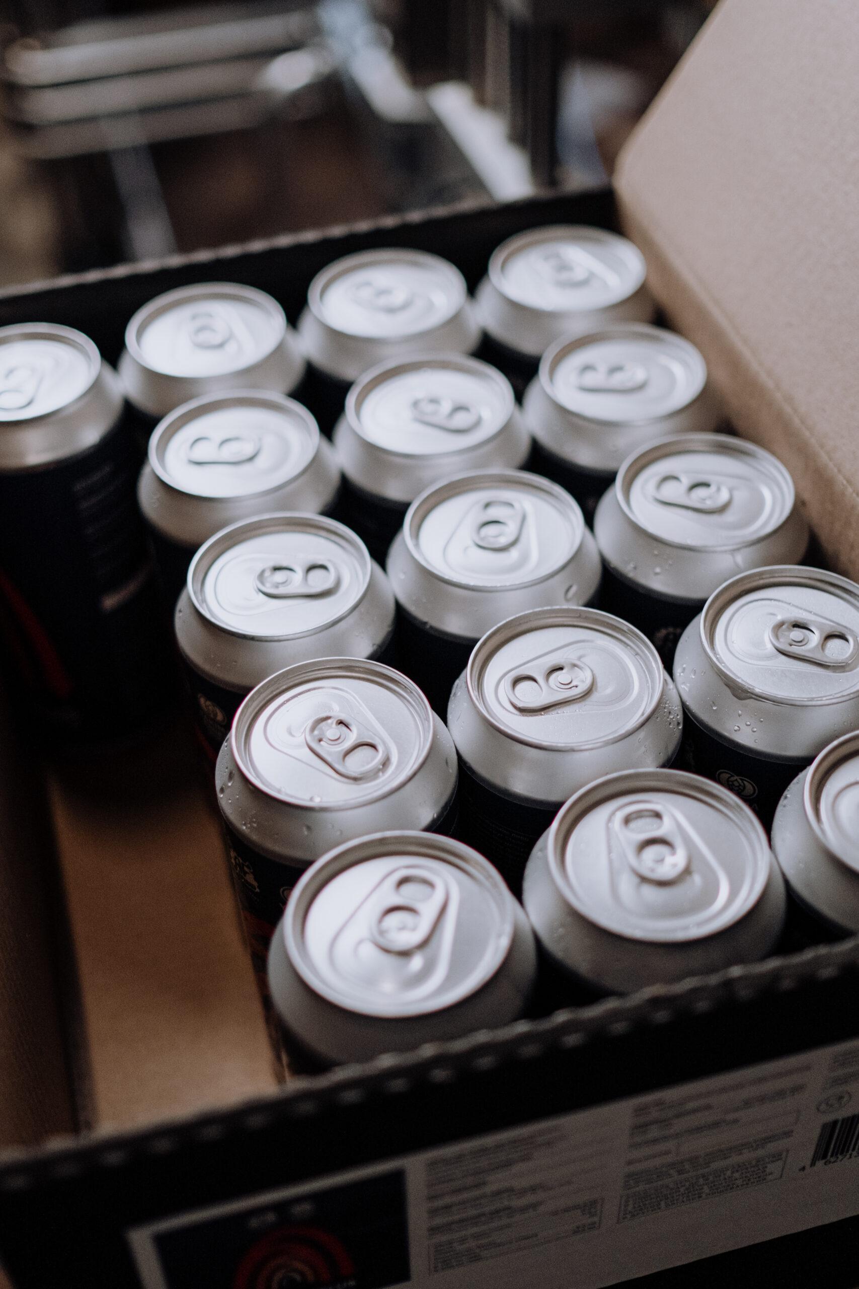 brouwerij verpakkingen